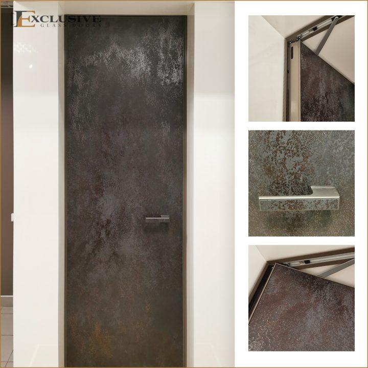 Išskirtinės kvarco plokštės vidaus durys