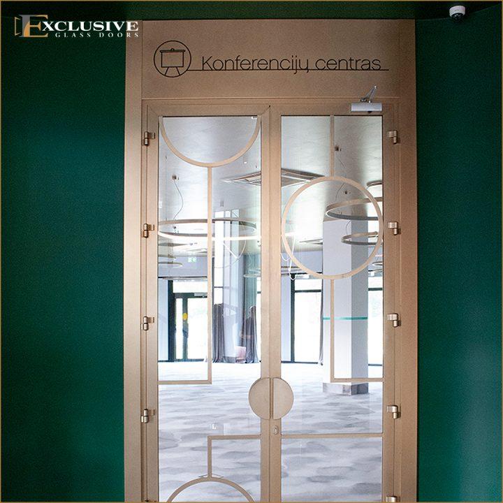 Išskirtinės vidaus durys