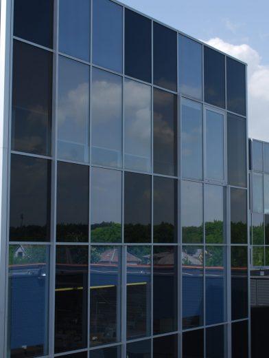 Aliuminio-stiklo konstrukcijos
